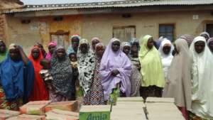 Selected women for cooperatives
