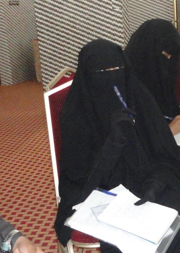 Empowering Young Women Leaders in Yemen