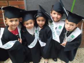 Helping orphans to receive education