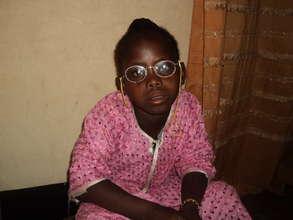 Save Fatoumata's Eyes