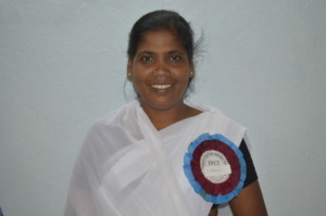 Your gift helped a mom like Yesamma
