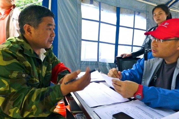 Response to Devastating Sichuan, China Earthquake