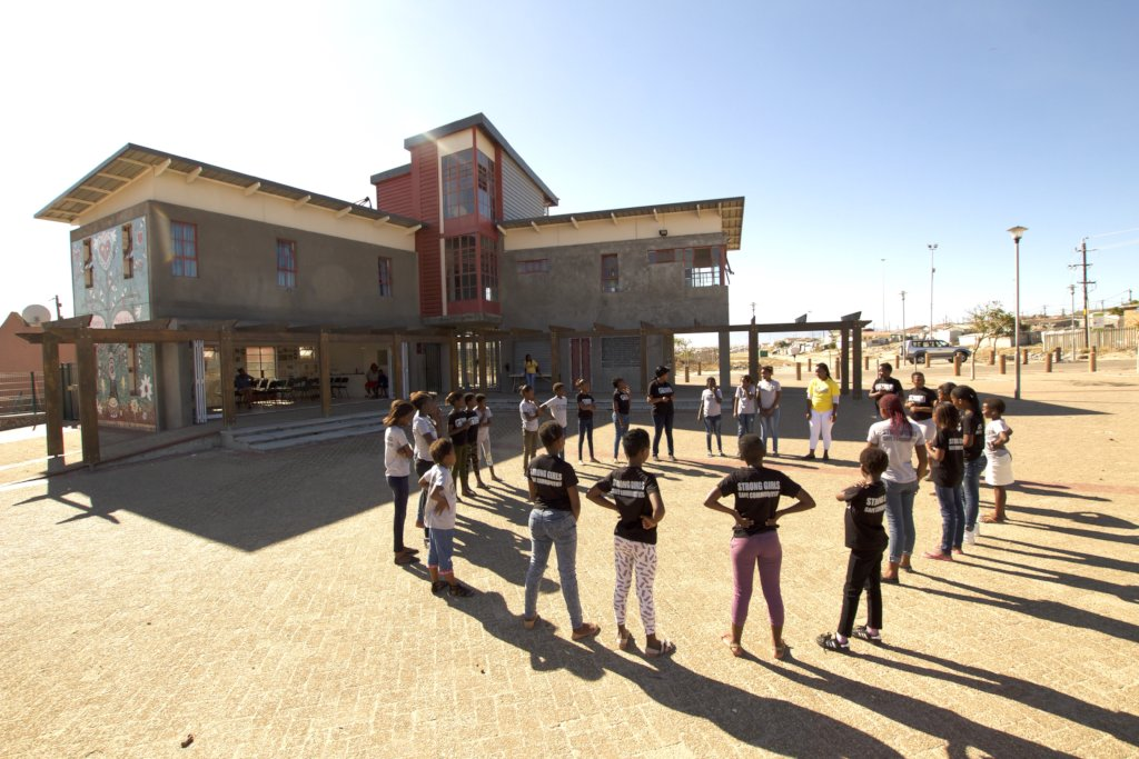Empower and educate 800 girls in South Africa