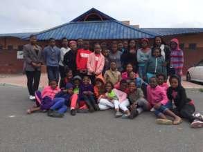 Math club in Khayelitsha