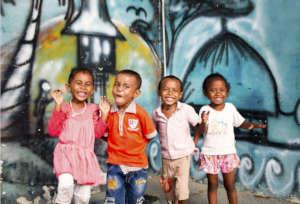 kids at BF preschool
