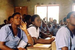 Girls Should Be Students, Not Brides