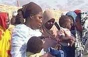 Urgent Action: Aid to Women and Children in Darfur