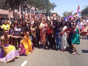 Pride Parade in San Francisco
