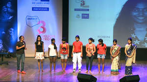 Theater performance on Women's Day