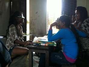 My Classes in Nepal