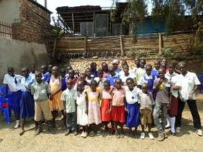KCK Sponsor Children