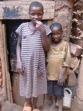 These 2 abandoned children are now in foster care