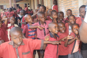 #6: Students of Iwacu Kazoza School