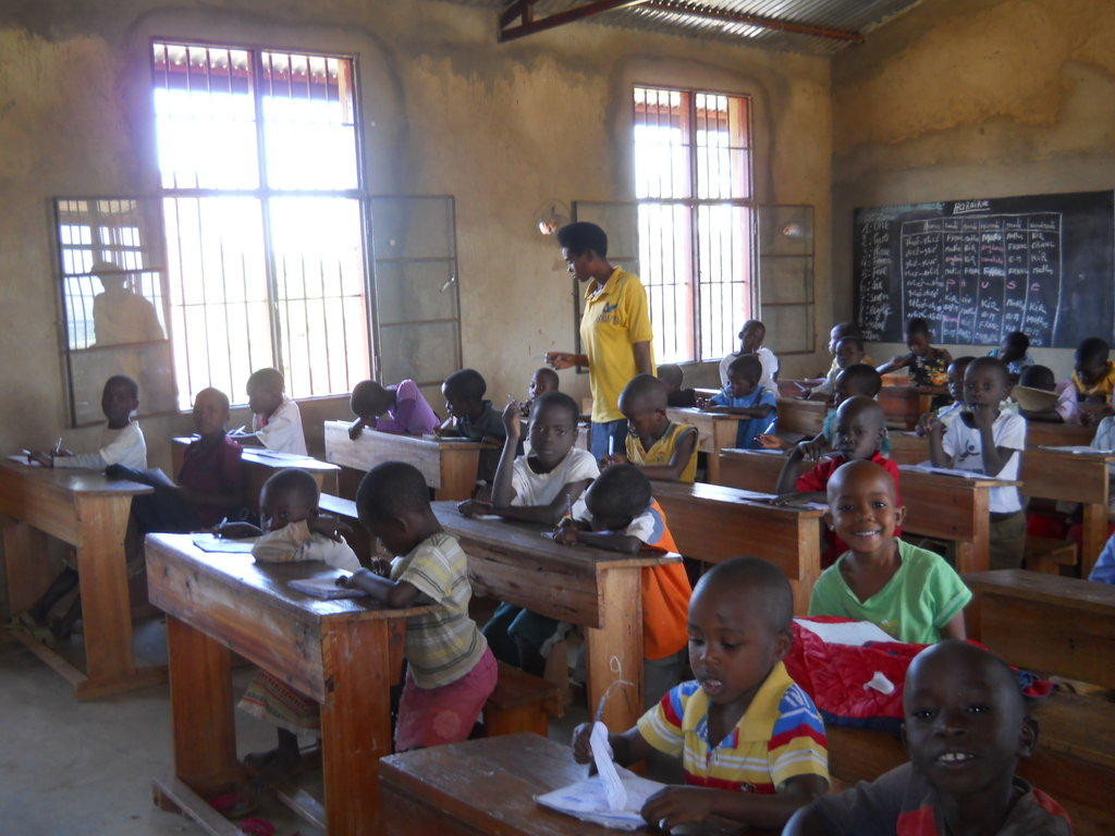 Providing Education to 450 Children in Ruhagarika