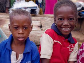 Children in rural areas