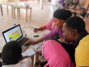 Providing SRH information through Technology