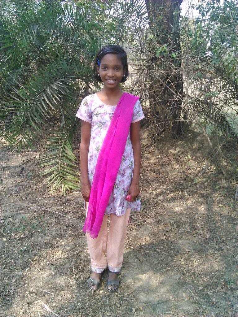 Give an Indian Child Home, Food & Schooling