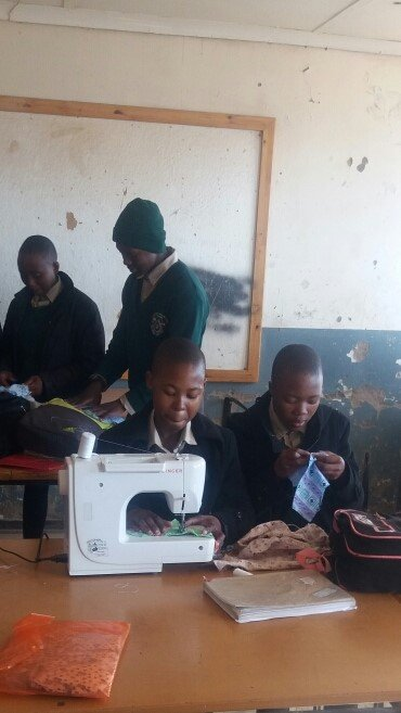Help Educate 40 Bright Girls in Lesotho