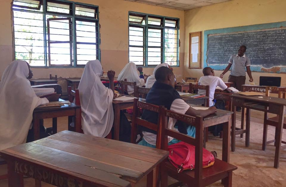 Send 35 Girls in Tanzania to Secondary School