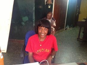 Marvel Lombi, Freetown Paralegal