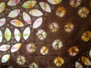 MK's Handmade Gara Fabric