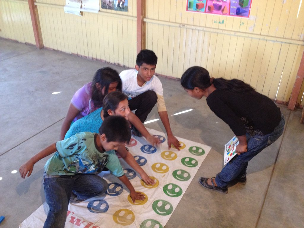 Changing lives of child domestic workers in Peru