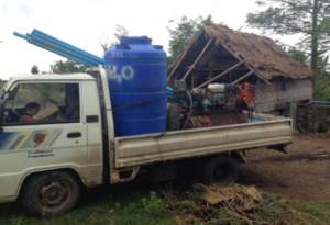 Time For A New Well Drilling Truck