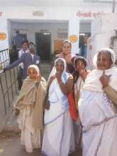 Widow mothers voted in the state assembly election