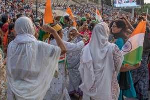 Widow Mothers- Wagah Border, Amritsar