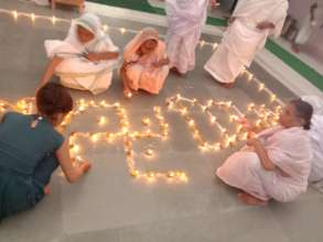 Happy Diwali: Celebrations in Maitrighar