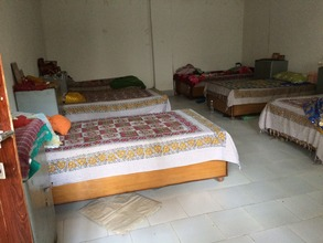 A look at one of the dorms at Maitri Ghar - 2