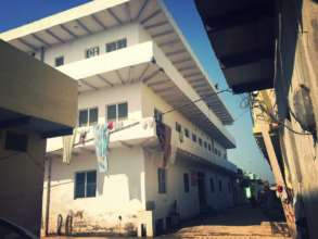 The second MaitriGhar in Radha Kund, Vrindavan