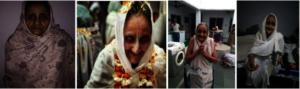 Story I: She can walk again