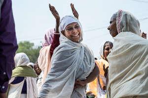 Celebrating Holi - festival of colours
