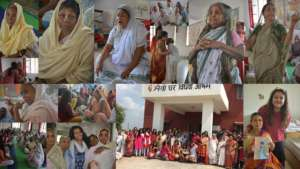 Pictures from the visit of Sri Ram School Students
