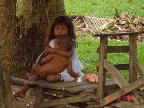 Young Miskito Children