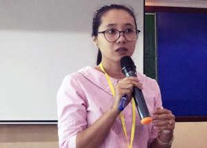 Sima shares ideas