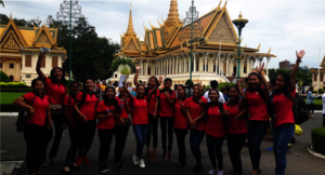 Study visit to Royal Palace and Museum