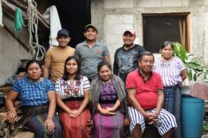 The Santiago Atitlan beekeepers-in-training