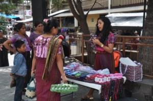 Women Entrepreneurs selling product in 2019