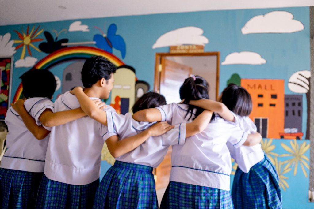 Empower Filipino teenage girl survivors of abuse
