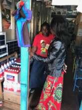 Mary buying solar panels