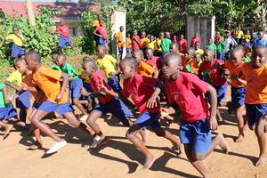 AAH held a race in Uganda and in the US in Nov.