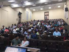 Audience at the Canvas of Clinical Pharmacology