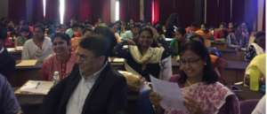 The Audience - Nursing Research Society of India