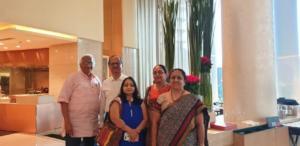 Sriganesh, Sandeep, Anujaa , Usha, Vasumathi