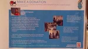 Cochrane Colloquium Fund Raising Poster