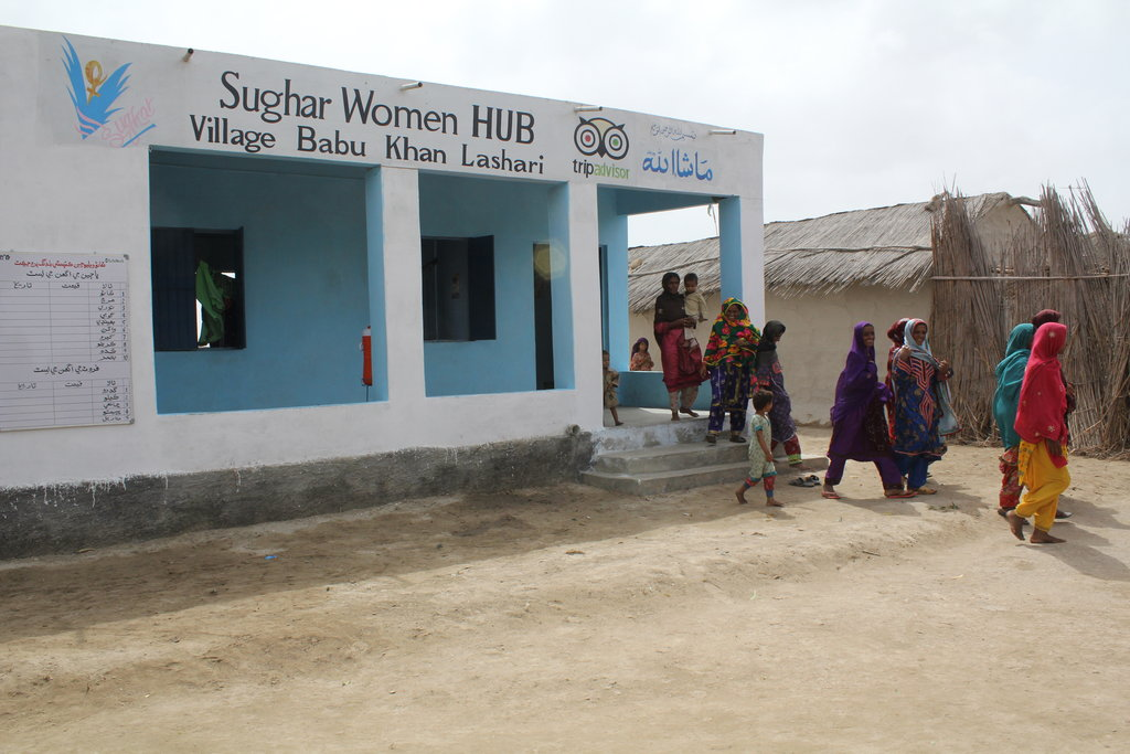 Reports on Help us create Sughar HUBs in Sindh - GlobalGiving