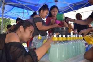 Livelihood training (Dish & Soap Making)