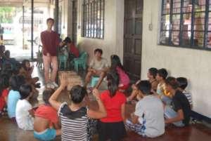Isko: From street child to street educator